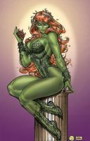 Hot Poison Ivy by HectorRubilar