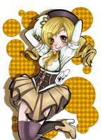 Mami-chan by TheULTImateAngel