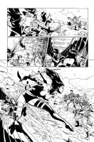 Uncanny X-force 5.1 page 10 by iliaskrzs