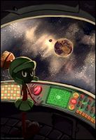 LT - Marvin The Martian by 2Dea