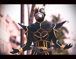 Ultimate Kuuga by borntoamaze