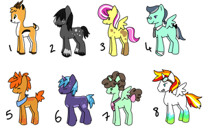 Pony adopts :CLOSED: by ArtisticGremlin