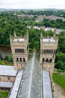 Durham Cathedral by DegsyJonesPhoto