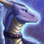 Icon Comish - Cool Lavender by TwilightSaint
