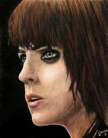 Brody Dalle by artsyfellow