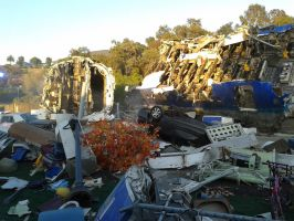 War of The Worlds place crash site by NESToperative