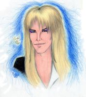 Jareth The Goblin King by harrimaniac27