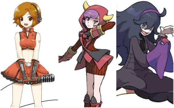 Cosplays Ideas for Next Year by TheUltimateShipper27
