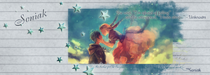 FB Cover falling in his wings by sk by soniakr