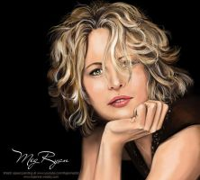 Meg Ryan by Kajenna