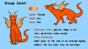 Orange Sorbet Ref by Blackwolfpaw