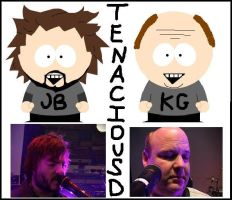 Tenacious D Tribute by brandowilly