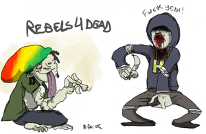 .:Rebels 4 Dead:. by Zombimatic