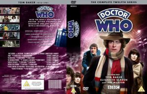 DOCTOR WHO CLASSIC  SERIES 12 by MrPacinoHead