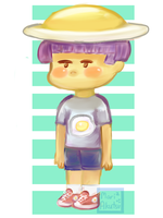 [OC] Egg...boy? by marimariakutsu