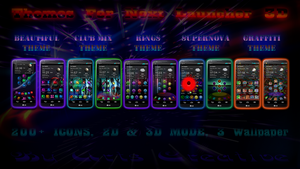 Next Launcher 3D Themes (by ACGroup) by ArtsCreativeGroup