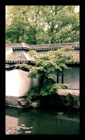 Chinese Garden by NetGhost03
