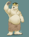Ryan Bear by Dj-Rodney