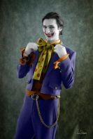 Joker by spilgrym
