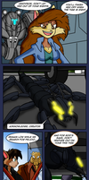 The Cat's 9 Lives! 3 Catnap and Outfoxed Pg19 by TheCiemgeCorner