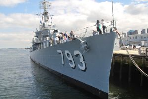 13: USS Cassin Young by BellaCielo