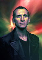 Eccleston by Elmic-Toboo