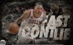 Derrick Fast Don't Lie Rose Wallpaper by IshaanMishra