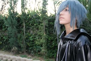 Zexion cosplay by OurLivingLegacy