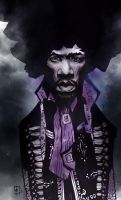 James Marshall Hendrix by tomasoverbai
