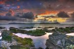 The colour of rock pools by cprmay