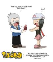 Pokemon Life Lessons by Isuzu-san