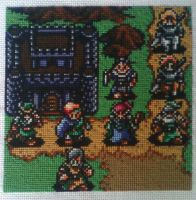 Shining Force I by Blackmageheart