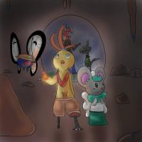 Cave Rp Unfinished by oranlarvitar