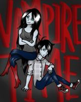 marceline + marshal lee by neoBEIA