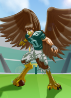 Go Eagles! by Pheagle-Adler