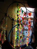 dreamcatchers and hangings by kingofthejellyfish