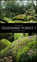 Legendary Forest set by Azenor-stock