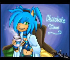 :Chocolate Time: by AngelSoleil21