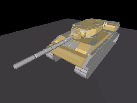Tank idea sin terminar by nigram