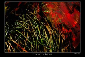 Monstroplante by nobock