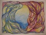 Zodiac,     Pisces by Eve-of-WinterStar
