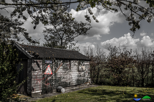 The old shed by Marcodaz