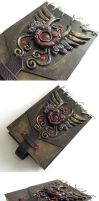 Steampunk notebook by bt-v