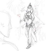 Tiger Lilly ~ Very Rough Version by systemcat