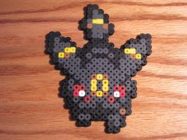 Umbreon Bead Sprite HGSS by KitzyBitzyy