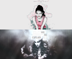 {Cover #61 and #62} IU - Kai (EXO) by Larry1042k1