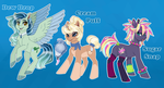 Pony Adoptables 10 by BlitheDragon