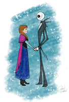Anna and Jack by Ratdoodle8