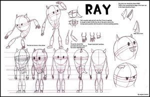 Ray Character Sheet by shad0w440