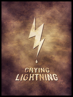 Crying Lightning by soopernoodles